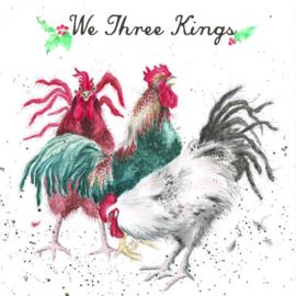 CSC009 We three kings