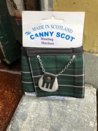 Canny Scot; Hunting Maclean