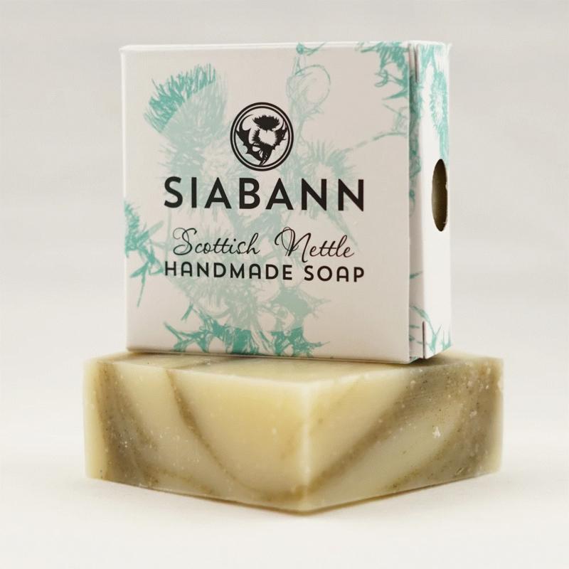 Scottish Nettle handmade soap