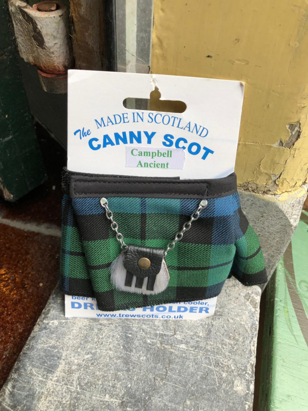 Canny Scot; Campbell Ancient