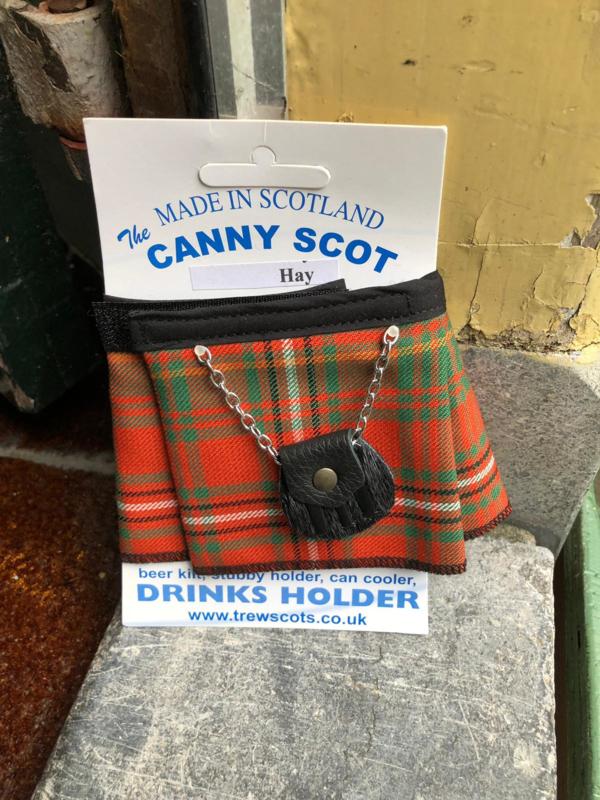 Canny Scot; Hay