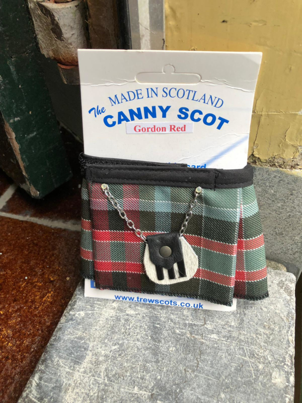 Canny Scot; Gordon Red
