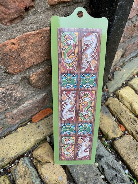 Boekenlegger Keltische Geiten & Slangen