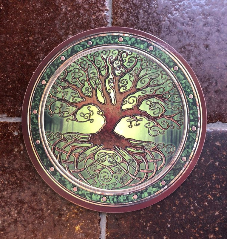 Placemat  Tree of Life