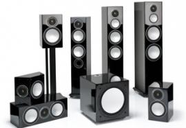 Complete Monitor Audio SILVER serie te beluisteren