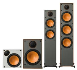 Een nieuwe Monitor-serie van Monitor Audio