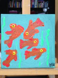 Vissen (zaterdag 2 mei 2015)
