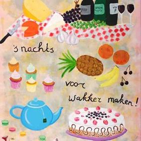 Foodie =) (zondag 24 mei 2015)