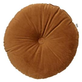 Sierkussen Olly 40 cm Tobacco Brown