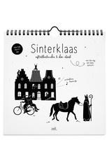 Sinterklaas aftelkalender en doeboek