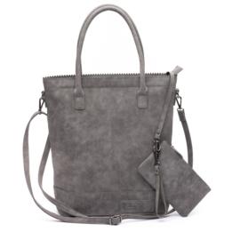 Natural Bag Kartel Fearless  - Grey