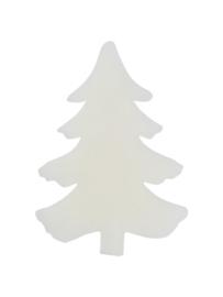 Zeepje kerstboom wit parfum mille fleurs 40 gram