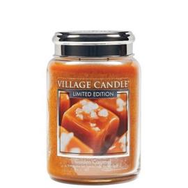 Village Candle Cardamon & Golden Caramel