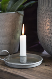 Candle grey/zink