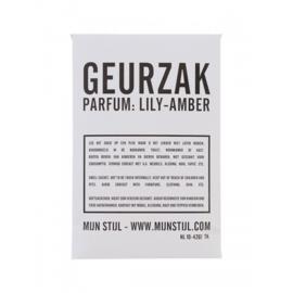 Geurzak parfum Lily - Amber
