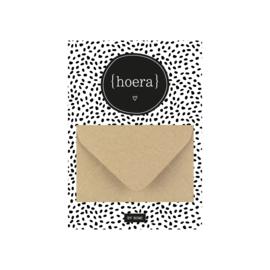 Geldkaart / Hoera