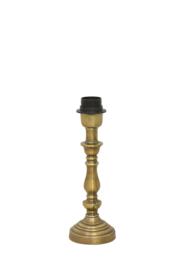 Lampvoet Ø9x27 cm HELGA ruw antiek brons