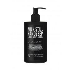 Handzeep parfum Cotton 400 ml (zwarte fles)