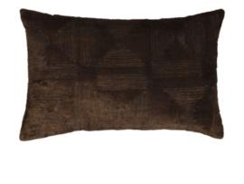 Kussen Rayon 40 x 60 cm.
