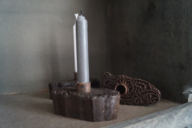 Candle holder unique taper candle