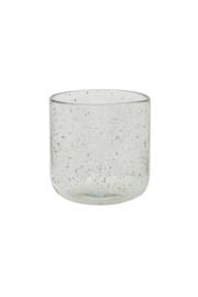 Vaas glas steenslag helder