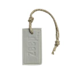 Zeephanger rechthoek xxxl licht grijs parfum Katoen 175 gram