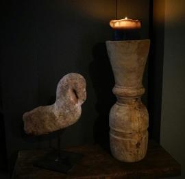 Stenen sierornament