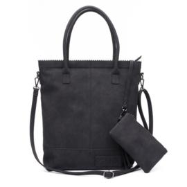 Natural Bag Kartel Fearless  - Black