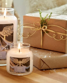 Angel Wings candle 92 gr. mini
