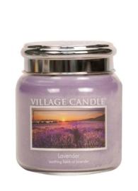 Lavender 454gr Medium Candle