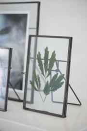 Photo frame standing photo: 11.8x16.8 cm