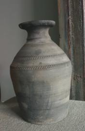 Hand gemaakte claypot
