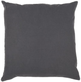 Cushion cover anthracite