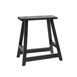 CHINESE RECTANGLE CHAIR BLACK