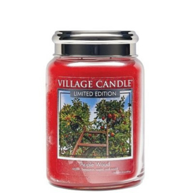 Village Candle Apple Wood