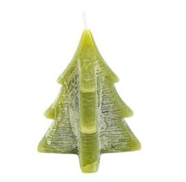 Kerstboom Kaars L Green