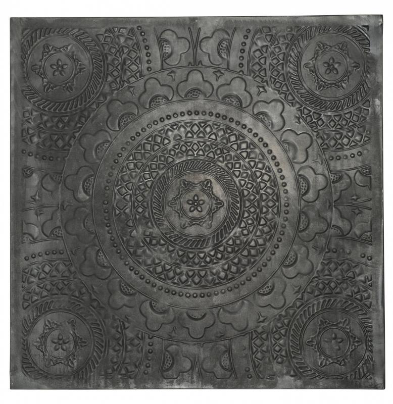 Walldecor circle pattern