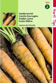 Voederwortel 'Jaune du Doubs'/'Lobbericher', Daucus carota sativus