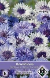 Centaurea cyanus 'Classic Fantastic', Korenbloem