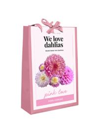 Cadeautas Dahlia Pink Love