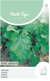 Snijmoes raapstelen 'Blauwe Groninger', Brassica napus L. var. pabularia