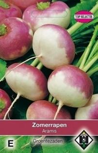 Raap zomerraap 'Aramis', Brassica var. majalis