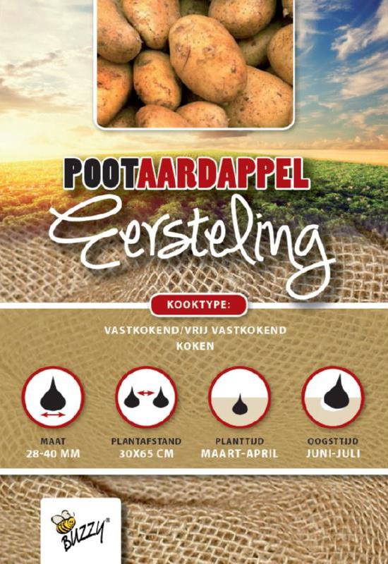 Aardappel vastkokend 'Eersteling'