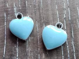 Blauw-zilver/per 2