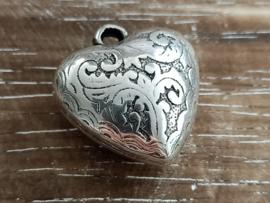 Hart zilver/per 3
