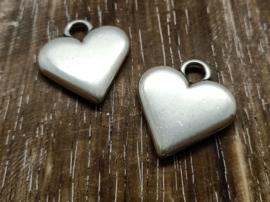Hart zilver/per 2