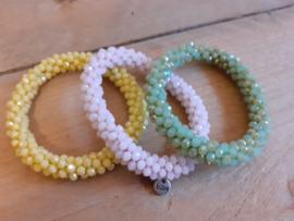 Biba armbanden zomer kleurtjes