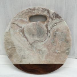 Marmer kaasplankje