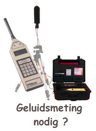 Geluidsmeting Valkenburg