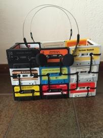 Cassette tas